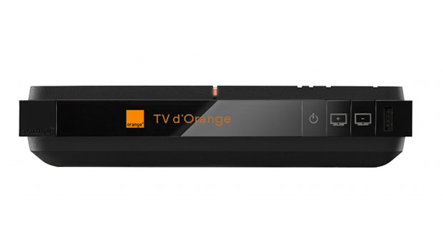 le d codeur tv 4 d 39 orange uhd et dolby atmos. Black Bedroom Furniture Sets. Home Design Ideas