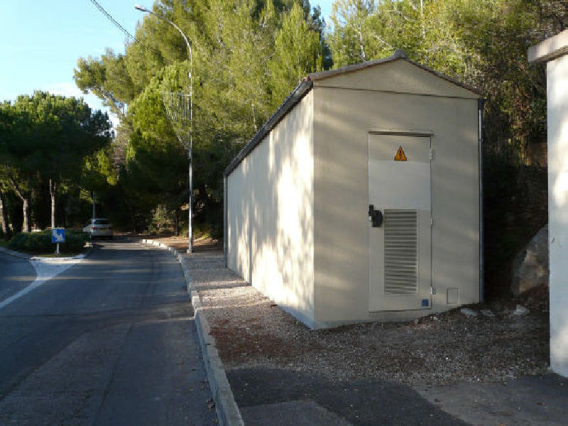 Central de ANTIBES NORD - 06004A9N