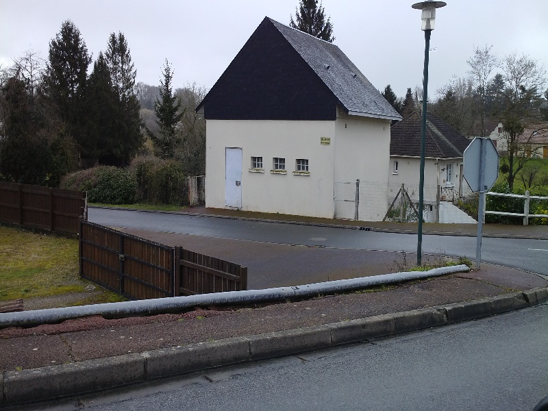 Central de LUCAY LE MALE - 36103LUC
