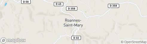 Roannes-Saint-Mary